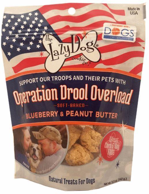 Dog Treats Operation Drool Overload 5Oz image