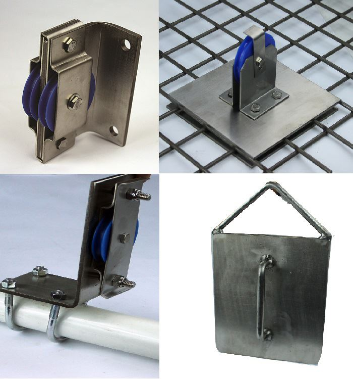 Caging Components